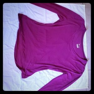 Old navy Long sleeve athletic shirt